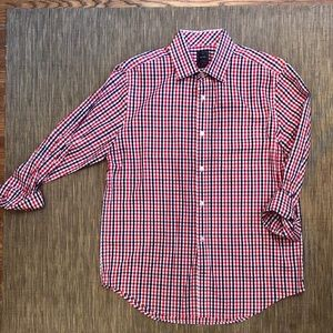 GAP No Iron Long Sleeve Shirt